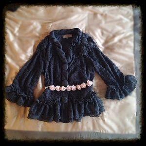 Romantic Lace Jacket